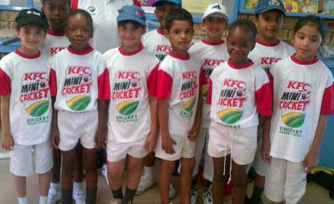 1  KFC Cricket