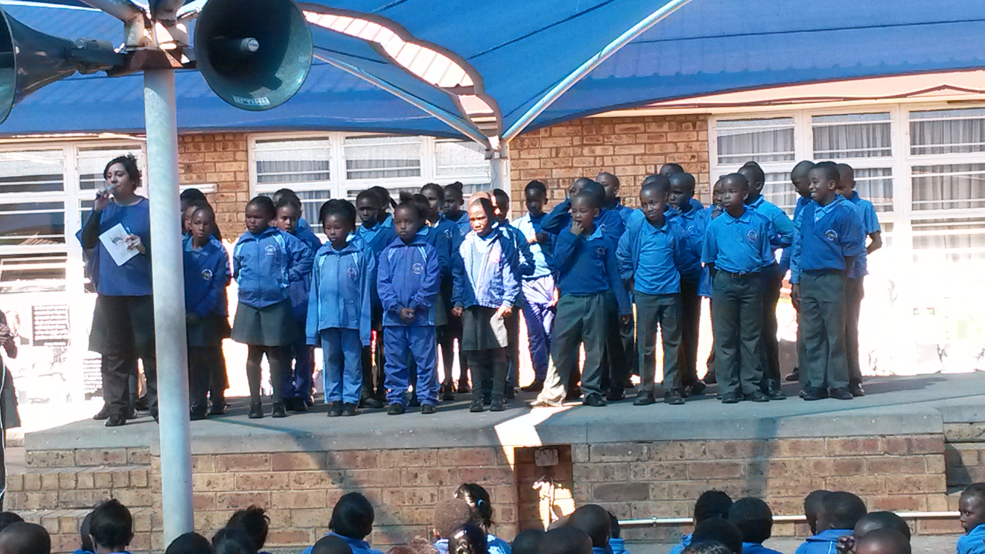 Fredom Day Celebrations « Jacaranda Primary